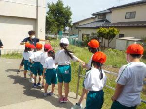 花の種を植えたよ(多賀城東小学校放課後児童クラブ)