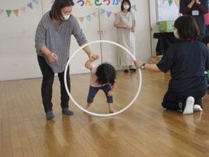 幼児クラブ「スマイル」(6月)