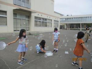 なつまつり その①(多賀城小学校放課後児童クラブ)